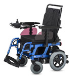 silla de ruedas electrónica