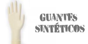 Guantes sintéticos