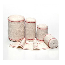 venda elastica crepe 100-100 algodon