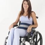 Cinturón abdominal silla
